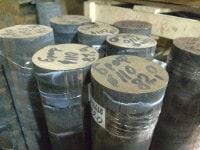 Прутки из бронзы БрОФ10-1 диаметром 110 мм и 130 мм на складе компании Полиасмет